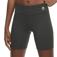 Women's FILA SPORT® Fitted High-Waisted Bike Shorts