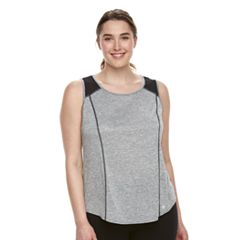 Plus Size Tek Gear® Performance Mesh Tank