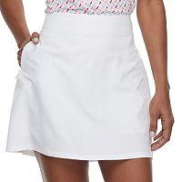 Women's FILA SPORT® Woven Zipper-Pocket Skort