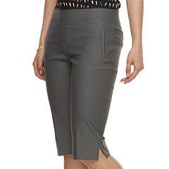 Women's Apt. 9® Brynn Pull-On Skimmer Shorts