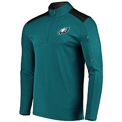 Men's Majestic Philadelphia Eagles Ultra Streak Pullover