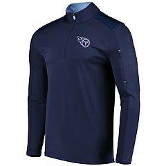 Men's Majestic Tennessee Titans Ultra Streak Pullover