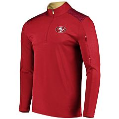 Men's Majestic San Francisco 49ers Ultra Streak Pullover