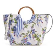 Dana Buchman Lucille Convertible Tote Bag