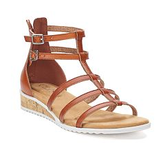 Chaps Olena Women's Gladiator Sandals