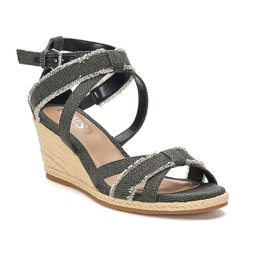 Chaps Sadria Women's Wedge Sandals
