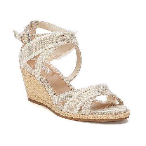 cc5e5233c442 Chaps Sadria Women s Wedge Sandals