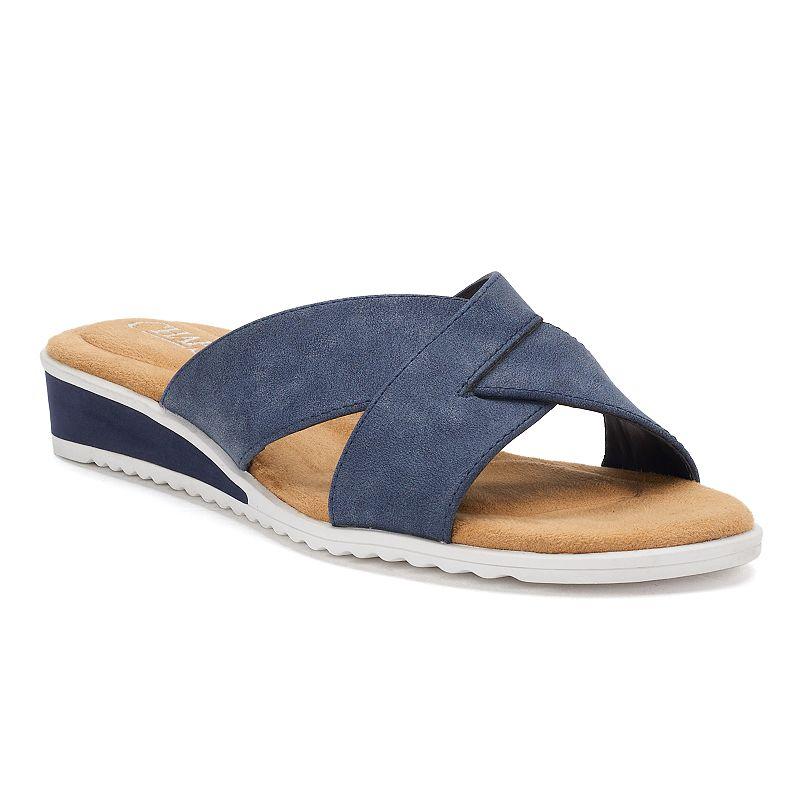 Chaps Olessia Women's Wedge ... Sandals 0glJ8i5MH