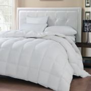 Hotel Suite All Seasons White Goose Feather & Down Comforter