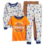 Boys 4-12 Carter's All-Star 4 pc Pajama Set