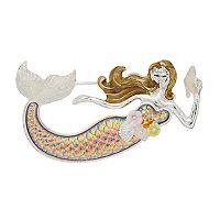 Napier Mermaid Pin