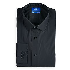 Men's Apt. 9® Slim-Fit Hybrid Stretch Dress Shirt