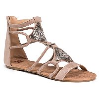 MUK LUKS Rosa Women's Gladiator Sandals