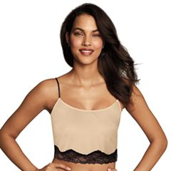 f34e0b16206 Women s Maidenform Casual Comfort Lounge Lace Crop Cami DMCCLB