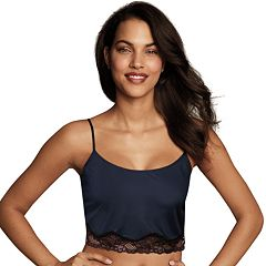 Women's Maidenform Casual Comfort Lounge Lace Crop Cami DMCCLB