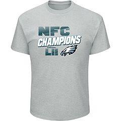 Men's Philadelphia Eagles 2017 NFC Champions Wonderstruck Tee
