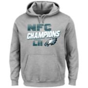 Men's Philadelphia Eagles 2017 Champions Wonderstruck Hoodie