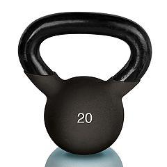 ProForm 20-Pound Neoprene Kettlebell