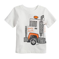 Baby Boy Jumping Beans® Tow Truck Graphic Tee
