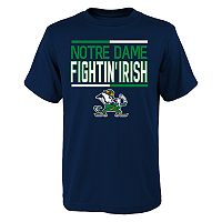 Boys 4-18 Notre Dame Fighting Irish Density Tee
