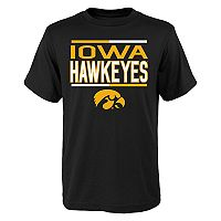 Boys 4-18 Iowa Hawkeyes Density Tee