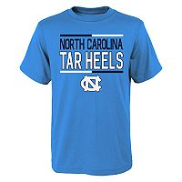 Boys 4-18 North Carolina Tar Heels Density Tee