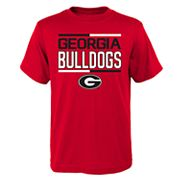 Boys 4-18 Georgia Bulldogs Density Tee