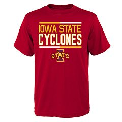 Boys 4-18 Iowa State Cyclones Density Tee