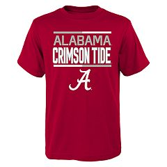 Boys 4-18 Alabama Crimson Tide Density Tee