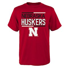 Boys 4-18 Nebraska Cornhuskers Density Tee
