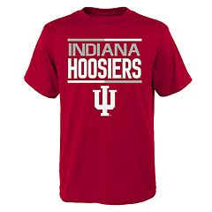 Boys 4-18 Indiana Hoosiers Density Tee