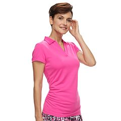 Women's Grand Slam Short Sleeve Golf Polo