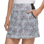 Women's Grand Slam Digital Roadmap Print Golf Skort