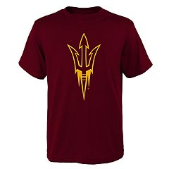 Boys 4-18 Arizona State Sun Devils Primary Logo Tee