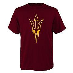 Boys 4-18 Arizona State Sun Devils Primary Logo Tee