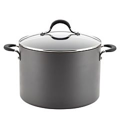 Circulon Momentum 10-qt. Hard-Anodized Nonstick Stockpot