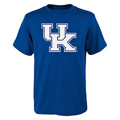Boys 4-18 Kentucky Wildcats Primary Logo Tee