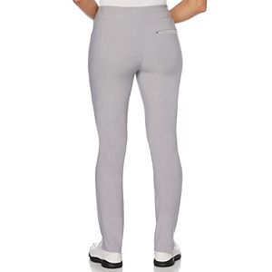 Women's Grand Slam Golf Tummy Control Midrise Pull-On Pants