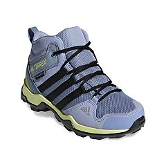 adidas Outdoor Terrex AX2R Mid CP Kids' Waterproof Hiking Boots