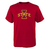 Boys 4-18 Iowa State Cyclones Primary Logo Tee