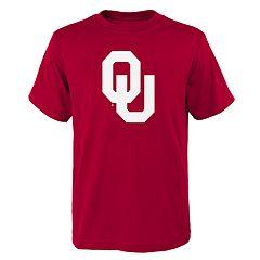 Boys 4-18 Oklahoma Sooners Primary Logo Tee