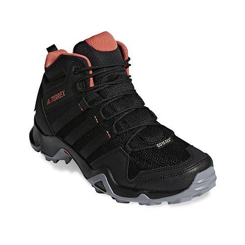 adidas Outdoor Terrex AX2R Mid ... GTX Women's Waterproof Hiking Shoes n4qD1