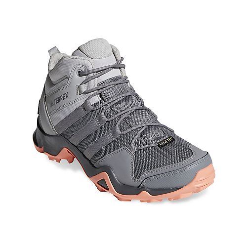 premium selection c1275 d2e43 adidas Outdoor Terrex AX2R Mid GTX Womens Waterproof Hiking