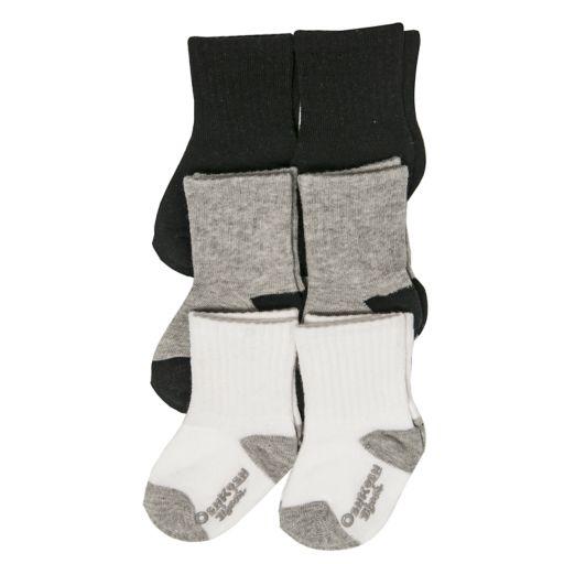 Baby / Toddler Boy OshKosh B'gosh® 6-pack Basic Active Socks