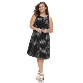Plus Size Apt. 9® High-Low Shift Dress