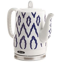 Bella Aztek-Print Electric Kettle