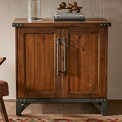 INK+IVY Lancaster Accent Cabinet