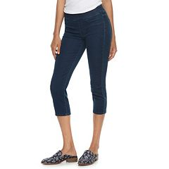 Women's SONOMA Goods for Life® Pull-On Capri Jeans
