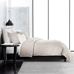 Simply Vera Vera Wang Textured Swirl 3-piece Duvet Cover Set