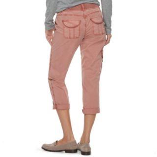 Women's SONOMA Goods for Life? Ultra Comfortwaist Utility Capri Pants